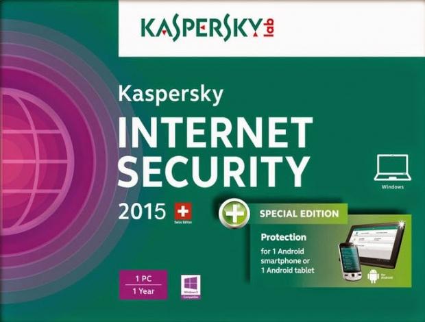 โปรแกรมแอนตี้ไวรัส Internet Security 2015