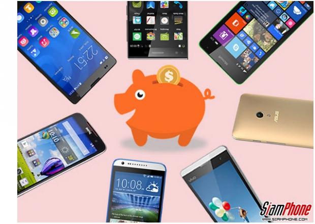 สมาร์ทโฟน ราคาประหยัด และน่าใช้ที่สุดในช่วงนี้ มีรุ่นไหนบ้างไปดูกัน