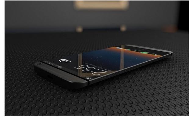 ชมภาพคอนเซป HTC One M9 ที่มาพร้อมหน้าจอไร้ขอบและมีแฟลชถึง 3 ดวง