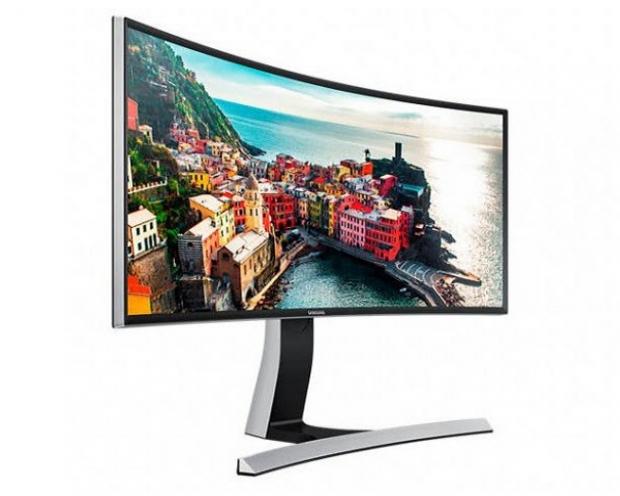 Samsung เผยโฉม Ultra WQHD s34e790cn จอมอนิเตอร์โค้ง 34 นิ้ว