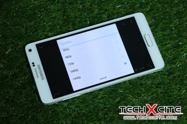 วิธีทำให้สมาร์ทโฟน Android ของคุณดูความละเอียด Full-HD และ 2K บน Youtube ได้