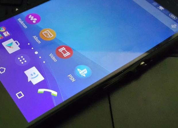 ภาพหลุด Sony Xperia Z4 พร้อมเปิดเครื่องโชว์พร้อมสเปคบางส่วน