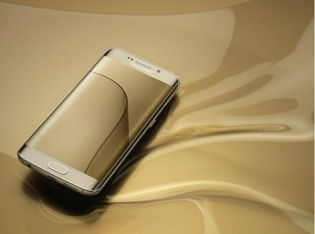 Samsung Galaxy S6 edge คว้ารางวัลสมาร์ทดีไวซ์ใหม่ยอดเยี่ยม