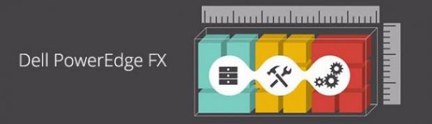 DELL เปิดตัวเซิฟเวอร์แบบใหม่ PowerEdge FX Architecture ผสมผสานข้อดีข้อเสียของเครื่องเซิฟเวอร์แบบ Rack และ Blade เข้าด้วยกัน