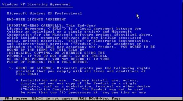 เทคนิคการกู้ Windows XP แบบง่ายๆ ไม่ต้องลงใหม่