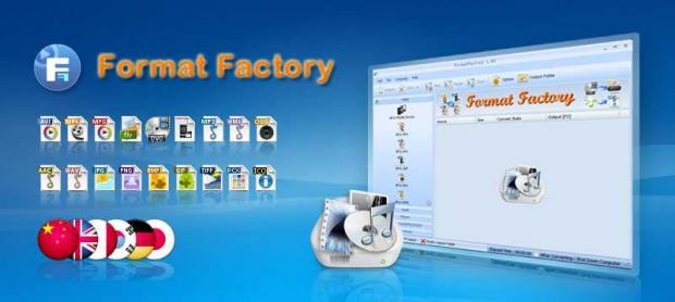 วิธีการตัดต่อวีดีโอด้วย Format factory