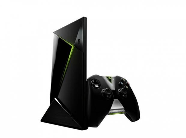 NVIDIA เปิดตัว SHIELD Console เครื่องเล่นเกมคอนโซลพลังแอนดรอยด์ รองรับวิดีโอ 4K