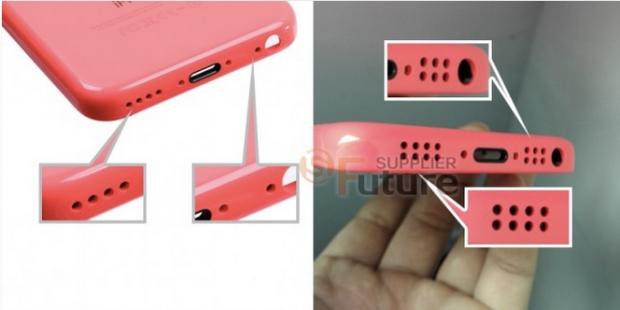 ภาพหลุดฝาหลัง iPhone 6c ยังคงเป็นพลาสติก แต่จะแตกต่างจาก iPhone 5c เล็กน้อย