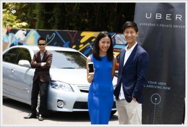 UBER ประเทศไทยฉลองครบรอบ 1 ปี