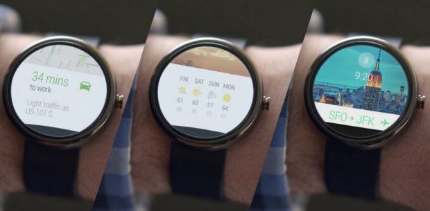 ชมภาพยนตร์บนนาฬิกา Android Wear