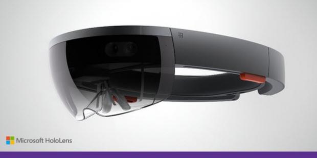 Hololens แว่นตาแสดงภาพ Hologram
