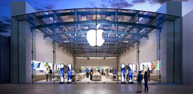 เบื้องหลังการออกแบบ Apple store