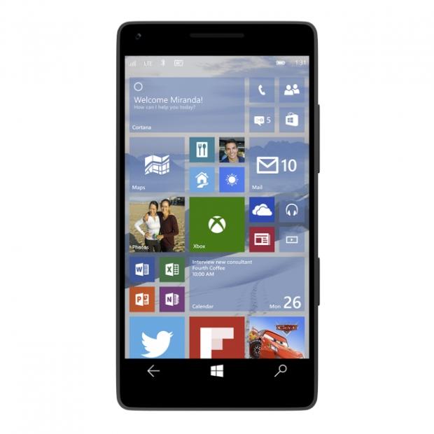 Windows 10 สามารถติดตั้งบนสมาร์ทโฟน Android ได้ด้วย