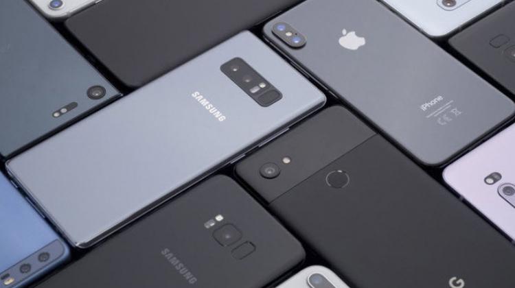 Samsung ครองยอดขายสมาร์ทโฟนสูงสุดตามด้วย Apple, Huawei อยู่อันดับ 3