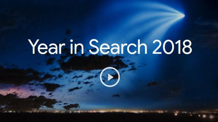 มาดูกันในปี 2561 คนไทยค้นหาอะไรมากที่สุดจาก Google