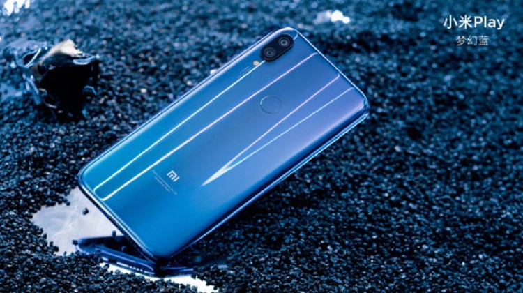 Xiaomi เปิดตัว Xiaomi Play สมาร์ทโฟนดีไซน์พรีเมี่ยม ในราคาที่ทุกคนสัมผัสได้