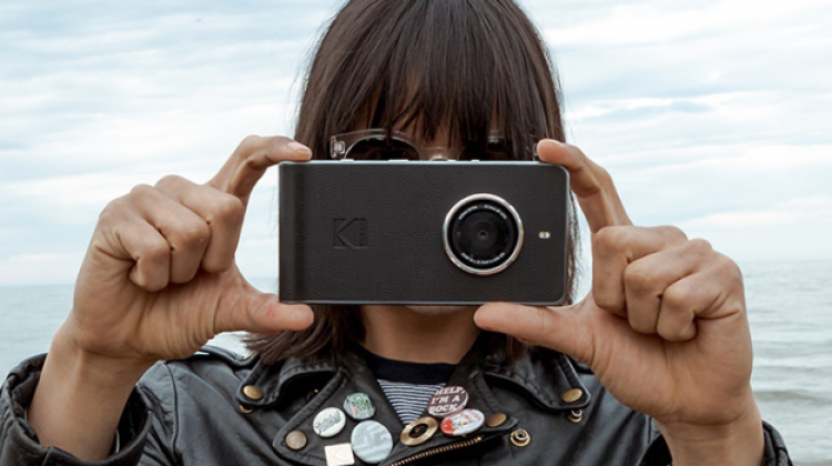 Kodak Ektra มือถือกล้องโกดัก ลดเหลือ 6,990 บาท