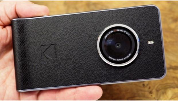 Kodak EKTRA สมาร์ทโฟนกล้องแจ่ม 21 ล้านพิกเซล
