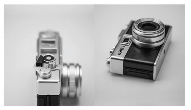 Yashica Y35 digiFilm กล้องดิจิทัลสไตล์อินดี้