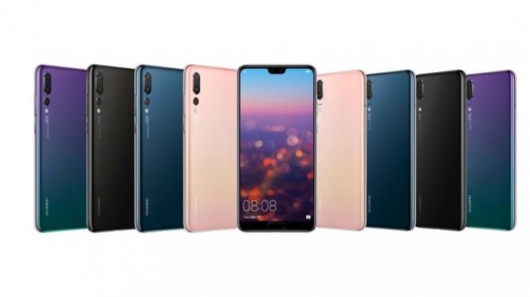 Huawei P20 Pro และ Huawei P20 เปิดตัวอย่างเป็นทางการแล้ว
