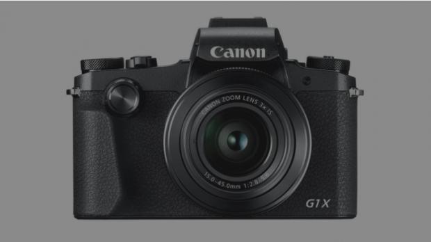 ดีต่อใจ Canon Powershot G1X Mark III กล้องคอมแพคเซ็นเซอร์ไซส์ APS-C