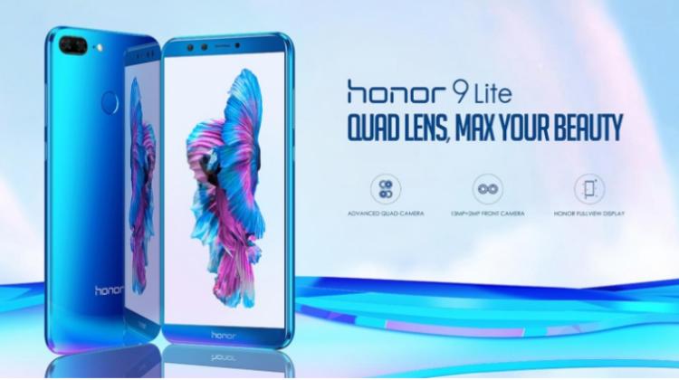 เปิดตัว Honor 9Lite และ Honor 7X สมาร์ทโฟนาราคาเบาๆ