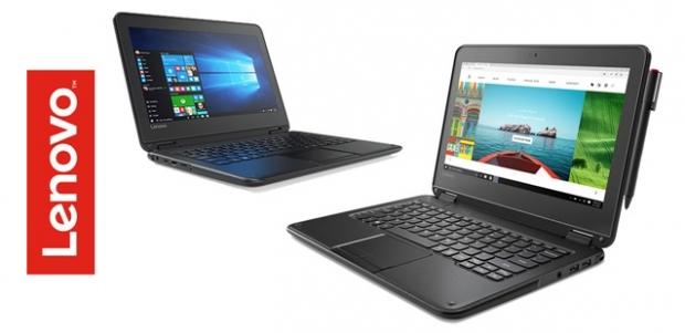 Lenovo เปิดตัว Lenovo N23 และ N24 โน้ตบุ๊ก รัน Windows 10 S
