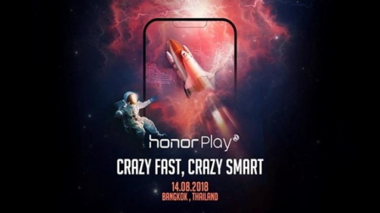 สมาร์ทโฟนเรือธง Honor Play ความสนุกที่คิดค้นมาเพื่อบรรดาเกมเมอร์โดยเฉพาะ