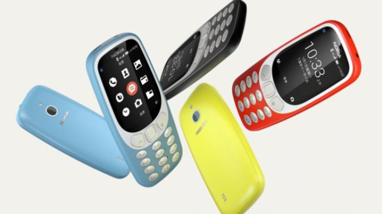 Nokia 3310 4G รองรับระบบ LTE และปล่อย Wi-Fi Hotspot ได้