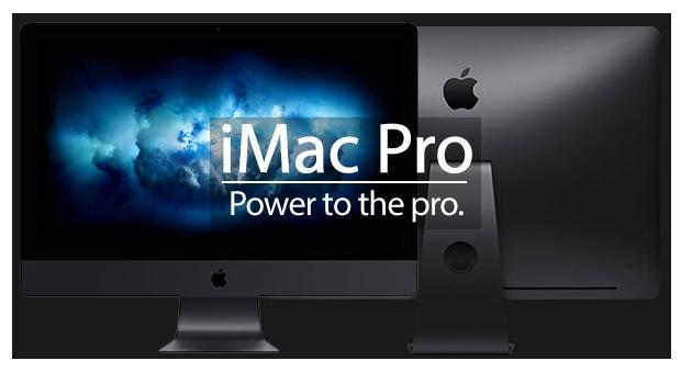เปิดตัว iMac Pro เครื่อง Mac ที่ทรงพลังที่สุดในขณะนี้