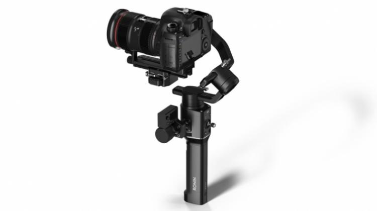 DJI เปิดตัว Ronin-S อุปกรณ์ Stabilzer สำหรับกล้อง DSLR และมิลเลอร์เลส