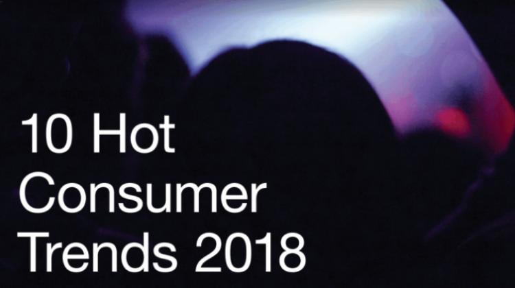 แนวโน้มพฤติกรรมของผู้บริโภคในปี 2018 และในอนาคต