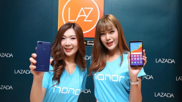 เปิดตัว Honor 7A กล้องหลัง 13 ล้าน สแกนหน้า สแกนนิ้ว จอ Full View
