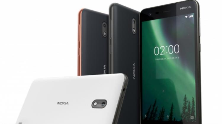 Nokia 2 สมาร์ทโฟนเพียวแอนดรอยด์ แบตอึด ราคาประหยัด