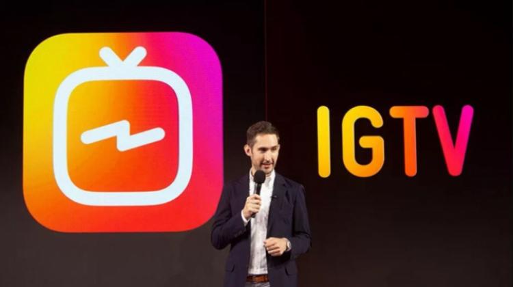 เปิดตัวแล้ว IGTV แพลตฟอร์มวิดิโอขนาดยาวเพื่อสู้กับ Youtube จากค่าย Instagram