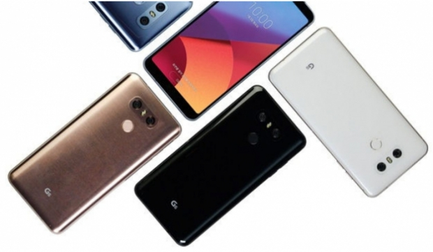LG เปิดตัว LG G6+ และ LG G6 32 GB สองทางเลือกใหม่