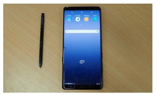 Samsung Galaxy Note 8 เปิดตัวแล้ววันนี้