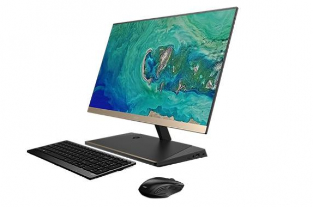 Acer เปิดตัว Aspire S 24 PC All-in-One