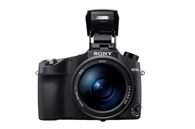 Sony เปิดตัว RX10 IV กล้องสายซูมตัวใหม่ ถ่ายวีดีโอ 4K