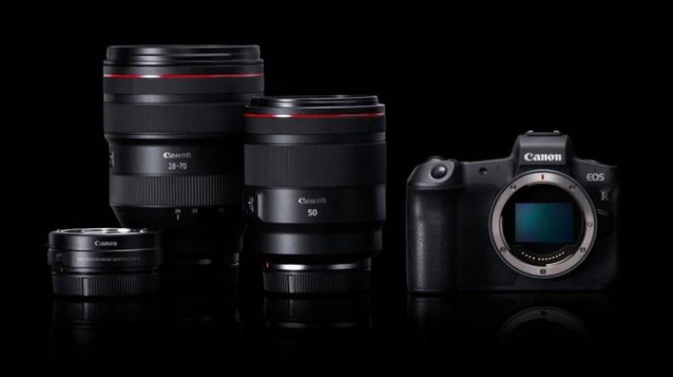เปิดตัวแล้ว Canon EOS R กล้องฟูลเฟรม มิลเรอร์เลส รุ่นแรกจากแคนนอน