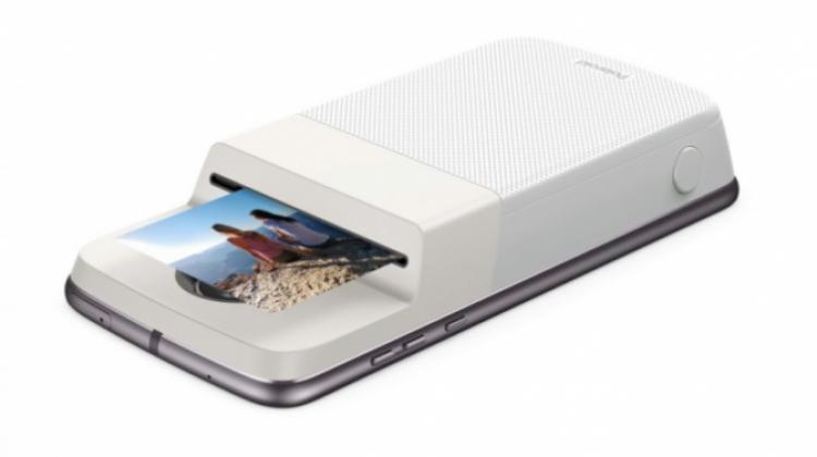 Moto Mod Polaroid Insta-Share เปลี่ยนสมาร์ทโฟนให้เป็น กล้องโพลารอยด์