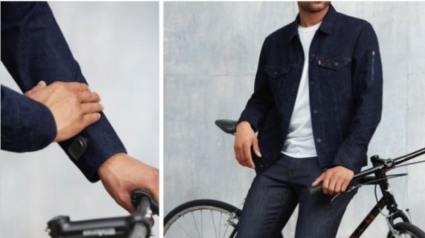 Google และ Levi's ร่วมมือกันออกแบบ เสื้อ Smart Jacket เชื่อมต่อกับสมาร์ทโฟนได้