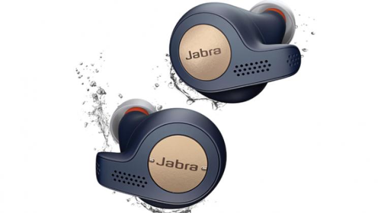 """Jabra Elite Active 65t"""" สุดยอดนวัตกรรมหูฟังอัจฉริยะเอาใจคนรักการออกกำลังกาย"""