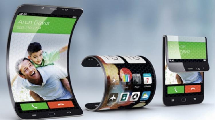 Galaxy X สมาร์ทโฟนตัวเครื่องบิดพับได้รุ่นแรกของ Samsung