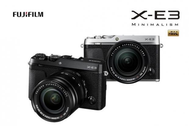 ฟูจิฟิล์ม รุกตลาดกล้องมิลเลอร์เลส เปิดตัว X-E3