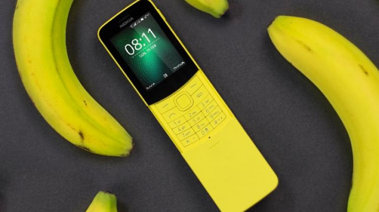 """เปิดตัว """"Nokia 8110 4G"""" มือถือกล้วยหอม ยอดนิยมในตำนาน"""