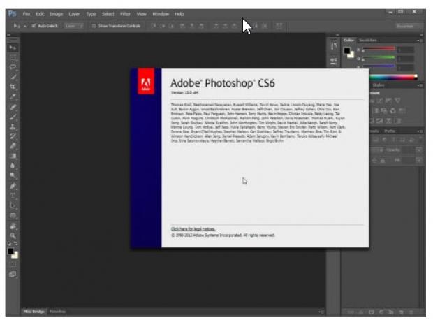 โปรแกรม Photoshop คืออะไร