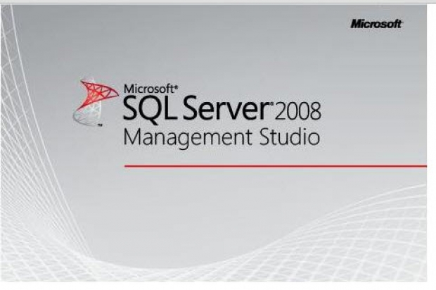 รู้จักโปแกรม SQL Server Management Studio