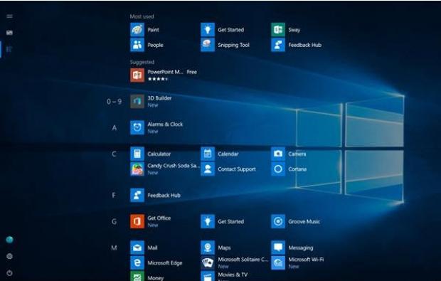 ไมโครซอฟท์เตรียมปรับปรุง All Apps ของ Windows 10