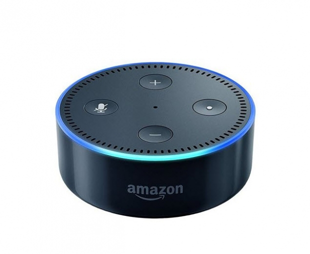 Amazon Echo Dot ลำโพงไร้สาย สั่งการด้วยเสียง